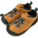 KEEN基恩小孩运动鞋鞋CHILDREN Jasper碧玉Cathay Spice/O.Blue(1017371 FW17)