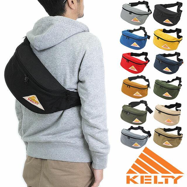 【ケルティ国内正規販売店】KELTY ケルティ ショルダー バッグ MINI FANNY ミニファニー ボディバッグ ヒップバッグ (2591825 SS14)ケルティ kelty
