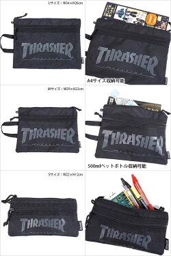 【即納】THRASHERスラッシャー3セットバッグメンズ・レディース(THRSG-110FW17)【コンビニ受取対応商品】