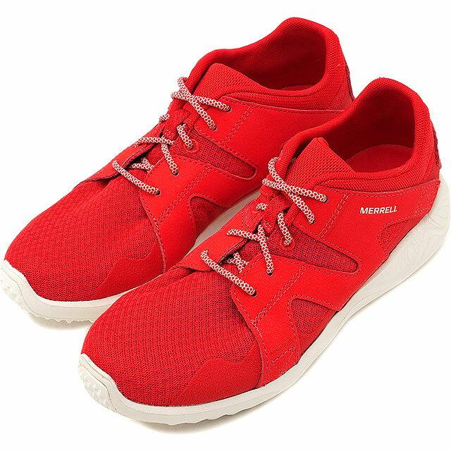 【40%OFF】【在庫限り】MERRELL メレル レディース スニーカー 靴 WMNS 1SIX8 MESH 1シックス8 メッシュ RED (45926 FW17)【ts】【e】【コンビニ受取対応商品】