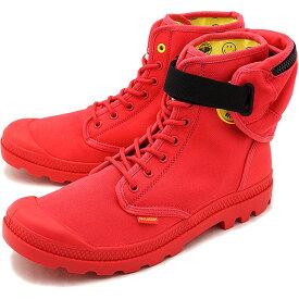 【50%OFF/ラスト1足24.5cm】パラディウム PALLADIUM パンパ スマイリー フェスト バッグ Pampa Smiley Fest Bag メンズ レディース スニーカー 靴 Azalea [76074-623 FW18][ts][e]
