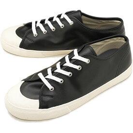 リプロダクション オブ ファウンド REPRODUCTION OF FOUND イタリアン ミリタリー トレーナー ITALIAN NAVY MILITARY TRAINER メンズ スニーカー 靴 BLACK [3500L FW18]
