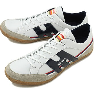 Mauve mobus ネーベル NEBEL sneakers men shoes S.WHT/NAVY (M-1829T-1731 FW18)