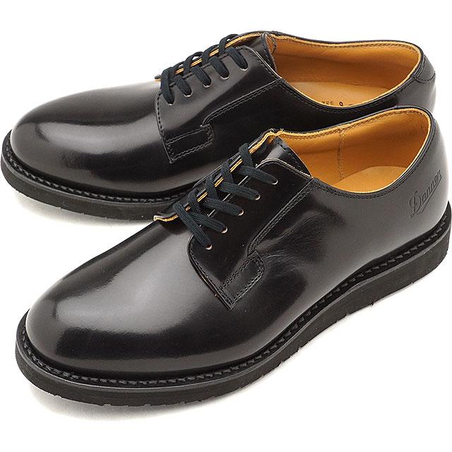 【即納】DANNER ダナー ブーツ 短靴 POSTMAN SHOES ポストマン シューズ BLACK (D-214300)【コンビニ受取対応商品】