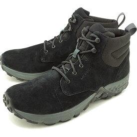 【40%OFF/SALE】メレル MERRELL メンズ ジャングルグレイリング ミッド エーシープラス M JUNGLE GRAYLING MID AC+ エアクッション コンフォートシューズ スニーカー 靴 BLACK [95289 FW18][ts][e]