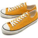 【即納】CONVERSE コンバース スエード オールスター J ローカット スニーカー 靴 SUEDE ALL STAR J OX ゴールド (32159179 FW18)【…