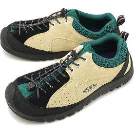 """【即納】キーン KEEN メンズ ジャスパー ロックス エスピー MEN JASPER """"ROCKS"""" SP コンフォートシューズ アウトドアスニーカー 靴 Taos Taupe/Evergreen [1019870 FW18]"""