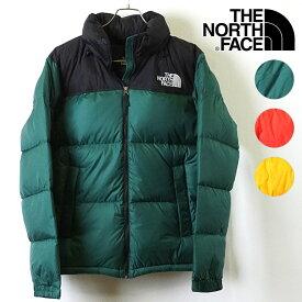 ザ・ノースフェイス THE NORTHFACE メンズ ヌプシジャケット Nuptse Jacket PERTEX ダウンジャケット [ND91841 FW19]