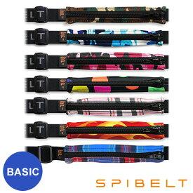【楽天カードで3倍】SPIBELT SPI-001 スパイベルト ウエストポーチ SPI-001[PRINT]【メール便可】【メール便送料無料】