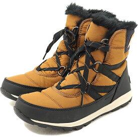 【35%OFF/SALE】SOREL ソレル レディース ウィットニーショートレース W WHITNEY SHORT LACE ウィンター スノーブーツ アウトドアブーツ CAMEL BROWN 靴 [NL2776-224 FW18]【ts】【e】