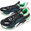 【即納】プーマPUMARS-XトイズRS-XTOYSメンズスニーカー靴プーマブラック(369449-01SS19)【コンビニ受取対応商品】