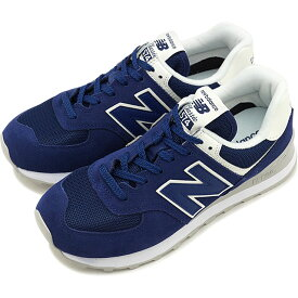 【10%OFFクーポン対象品】ニューバランス newbalance レディース WL574 Bワイズ スニーカー 靴 BLUE ブルー系 [WL574WEA FW19]