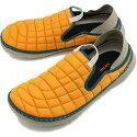 【即納】メレルMERRELLメンズハットモックMHUTMOCキャンプモックアウトドアライフスタイルシューズスニーカー靴BLAZEイエロー系[J17183FW19]