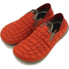メレル MERRELL レディース ハット モック W HUT MOC キャンプモック アウトドア ライフスタイルシューズ スニーカー 靴 BOSSANOVA レッド系 [J75572 FW19]