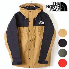 ザ・ノースフェイス THE NORTH FACE メンズ TNF マウンテンライトジャケット Mountain Light Jacket ゴアテックス シェルジャケット アウター [NP11834 FW19]