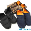 コロンビア Columbia ネステントモック NESTENT MOC メンズ・レディース 軽量サンダル キャンプモック 靴 [YU0296 FW19]