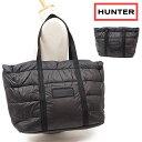 ハンター HUNTER オリジナル パファー トートバッグ ORIGINAL PUFFER TOTE メンズ・レディース かばん [UBS1115SHA FW…