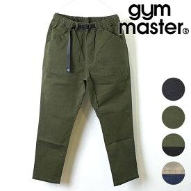 ジムマスター gym master メンズ ストレッチヘリンボーン ベーカーパンツ ワークパンツ アウトドア カジュアル [G302648 FW19]