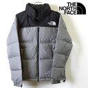 ザ・ノースフェイス THE NORTH FACE メンズ TNF ノベリティーヌプシジャケット Novelty Nuptse Jacket ダウンジャケット アウター [ND9…