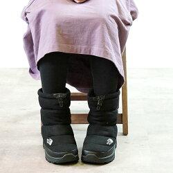 ザ・ノースフェイスTHENORTHFACEウィンターブーツTNFヌプシブーティーウール5NuptseBootieWoolVメンズ・レディーススノーブーツ撥水防寒靴[NF51978FW19]