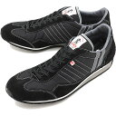【返品送料無料】【定番モデル】パトリック PATRICK スニーカー STADIUM スタジアム メンズ・レディース 日本製 靴 BLK ブラック 黒 [2…