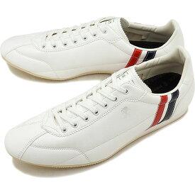 【4/9まで!楽天カードでポイント10倍】【返品送料無料】【ノベルティプレゼント】PATRICK パトリック スニーカー DATIA ダチア メンズ・レディース 日本製 靴 WHT ホワイト [29570]【定番モデル】