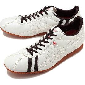 【4/9まで!楽天カードでポイント10倍】【復刻カラー】【返品送料無料】PATRICK パトリック スニーカー メンズ レディース 日本製 靴 SULLY シュリー WH/CH ホワイト系 (26250)