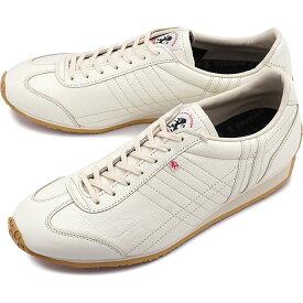 【4/9まで!楽天カードでポイント10倍】【返品送料無料】【ノベルティプレゼント】PATRICK パトリック スニーカー PAMIR パミール メンズ・レディース 日本製 靴 ECR エクル [27563]【定番モデル】