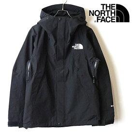 【楽天カードで最大13倍】【おひとり様1点限り】ノースフェイス THE NORTHFACE メンズ マウンテンジャケット Mountain Jacket GORE-TEX [NP61800 FW20] ゴアテックス ナイロンジャケット マウンテンパーカー K ブラック