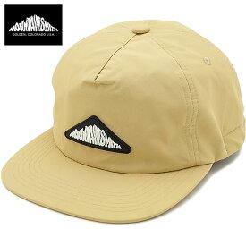 【在庫限り】マウンテンスミス MOUNTAIN SMITH 帽子 ガーフィールド キャップ MS Garfield CAP [MS0-000-201004 SS20] メンズ・レディース フリーサイズ アウトドアキャップ BEIGE ベージュ系【ts】