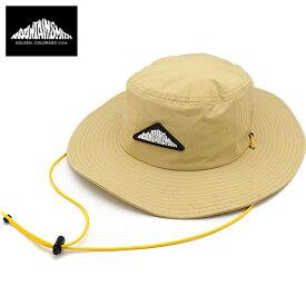 【ラスト1個】マウンテンスミス MOUNTAIN SMITH 帽子 ガーフィールド ハット MS Garfield HAT [MS0-000-201005 SS20] メンズ・レディース フリーサイズ アウトドアハット BEIGE ベージュ系【ts】