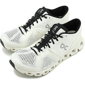 【1/18限定!楽天カードで最大15倍】オン On スニーカー クラウドX W Cloud X [40.99702 FW20] レディース ランニングシューズ 靴 ホワイト/ブラック ホワイト系