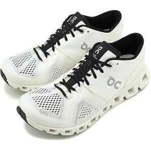 【4/15限定!楽天カードで最大24倍】オン On スニーカー クラウドX W Cloud X [40.99702 FW20] レディース ランニングシューズ 靴 ホワイト/ブラック ホワイト系