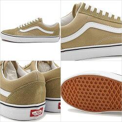 バンズVANSスニーカーオールドスクールOLDSKOOL[VN0A38G17ZFFW20]メンズ・レディースローカットシューズ靴CORNSTALK/TRUEWHITEベージュ系