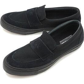 【25%OFF/SALE】コンバース CONVERSE スニーカー CS ローファー SK CS LOAFER SK [34200410 FW20] メンズ・レディース スケートボーディング ローカット スリッポンシューズ 靴 BLACK MONOCHROME ブラック系【e】【ts】