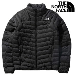 【10/21限定!楽天カードで4倍】ノースフェイス THE NORTH FACE メンズ サンダージャケット Thunder Jacket [NY32012 FW20] TNF アウター ダウンジャケット ライトアウター K ブラック ブラック系【e】