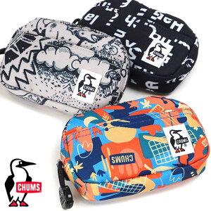 【10/15限定!楽天カードで5倍】チャムス CHUMS リサイクル デュアルソフトケース Recycle Dual Soft Case [CH60-3138 FW21] メンズ・レディース 鞄 アクセサリーポーチ 【メール便可】