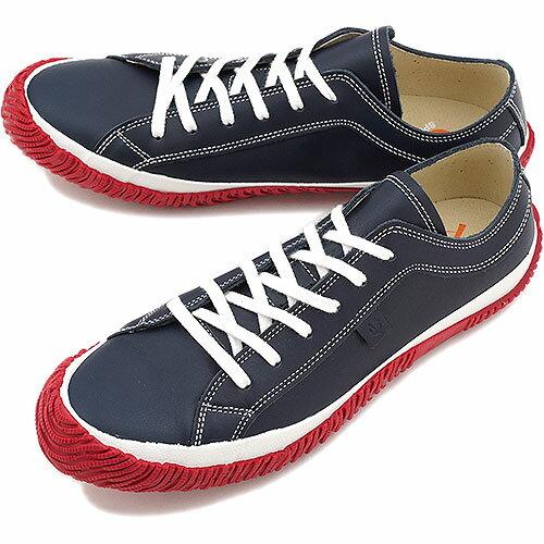 【即納】【返品送料無料】スピングルムーブ SPINGLE MOVE SPM-101 スピングルムーヴ SPM101 NAVY/RED 靴 【コンビニ受取対応商品】