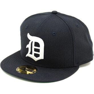 NEWERA new era Cap Hat 59FIFTY COOPERSTOWN Cooperstown collection / フィフティーナインフィフ tea Detroit Tigers team CAP (SC N0002248) (NEW ERA) fs3gm