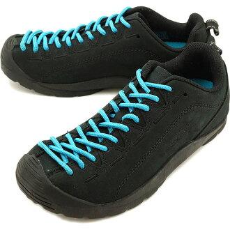 男子的KEEN基恩MNS Jasper Premium運動鞋碧玉獎金Pirate Black(1009653 SS13)
