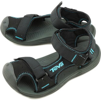 Teva Teva sandal Toe Pro Hurricane hurricane to professional men's Sport Sandals BLACK ( 1000352-BLK SS13 ) fs3gm