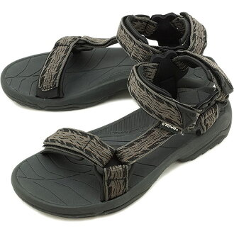 Teva Terra Fi 建兴 Terra 皮皮光为 Teva 拖鞋,FIRETREAD 男式运动凉鞋白鲸 (1001473 光纤 SS13)