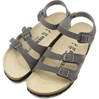 勃肯勃肯女性 KORSICA 涼鞋科西嘉 BFN Samtgrey (039173 SS13)