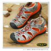 KEEN Kean WMN Whisper sports sandals we spar women Neutral Gray/Spicy Orange (1008455 SS13)