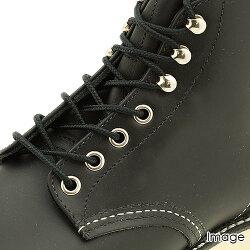 【即納】【国内正規品】REDWINGレッドウィング純正アクセサリータスラン・ブーツレース【160cm(8インチ用)】(靴ひも)ブラック(97147)【bpl】【メール便配送可】【あす楽対応】