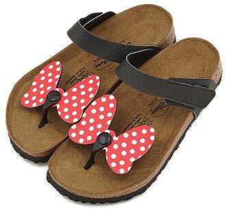 Birki 的比爾托菲諾涼鞋托菲諾迪士尼 (vircoflow) 由勃肯女性米妮瑞邦 (BK102681/BK103361 SS13) /BIRKENSTOCK