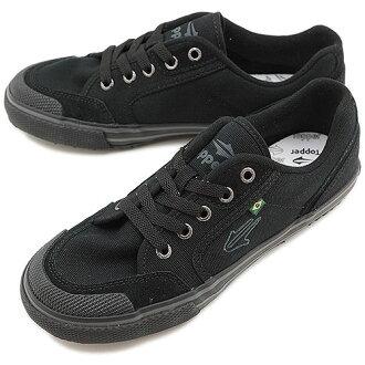 PRO2000 TOPPER Topper sneakers Pro 2000 BLK ( 197505 FW13 ) fs3gm