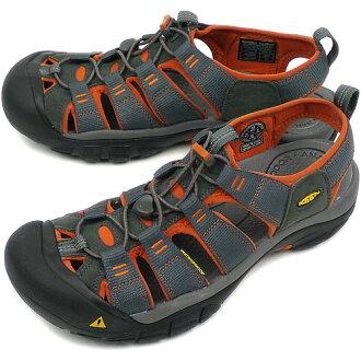 KEEN Kean MENS Newport H2 sports sandals Newport H2 men Dark Shadow/Bombay Brown (1001921 SS12)