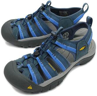 熱衷於熱衷於新港 H2 MNS 運動涼鞋紐波特 H2 男子午夜海軍/達芙妮 (1001934 SS11)