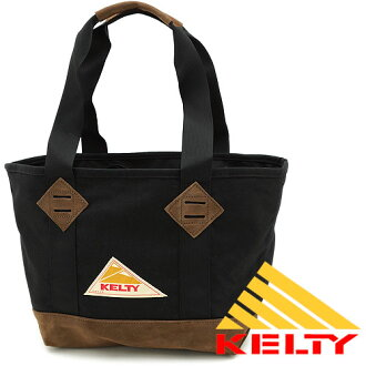 KELTY Kelty SMALL VINTAGE TOTE bag tote bag vintage Tote small BLACK ( 2591927 SS12 ) fs3gm